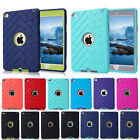 U.S Store Defender Hybrid Shockproof Rubber Case Cover For Apple iPad Mini 4 New