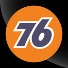Union 76 Vintage Style Vinyl Decal Sticker Gasoline Petroleum Racing- 2 In-12 In