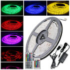 5-100m 3528/5050 SMD RGB 300LEDs/5m Waterproof Flexible Strip Light 6A Adapter