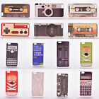 3D Prank Cassette Tape Classic Gameboy Camera Rubber Case For iPhone 5 6 Plus