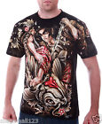 RC Survivor T-Shirt Limited Edition Japanese Biker Tattoo C161 Sz M L XL 2XL 3XL