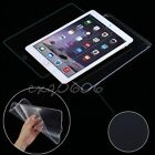 Tempered Glass Screen Protector + high quality TPU gel Case Cover For Tablet PC
