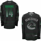 Alex BURROWS CANUCKS Rbk Premier Officially Licensed NHL Accelerator Jersey