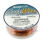 Colors BeadSmith Copper Craft Wire