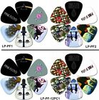 Perri's Pink Floyd Pick / Plectrum Pack - Choice of 6 Designs or 12 Designs