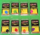 "Pine Ridge Archery XL - KISSER BUTTON Soft / Comfortable 11/16"" - 8 Colors PICK"