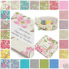 MODA Dogwood Trail ll 100 % cotton jelly rolls & charm packs