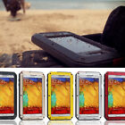 I3C Waterproof Aluminum Gorilla Metal Case For Samsung Galaxy Note 3 N9000 Cover
