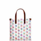 Dooney & Bourke 1975 DB Signature Lunch Bag