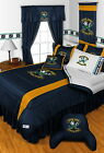 Notre Dame Comforter and Sham Twin Full Queen King Size
