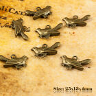 3 Antique Vintage Bronze Style Bird Charms Pendant  112