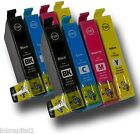 8 x Ink Cartridges Non-OEM Alternative For Epson 29 T2981, T2982, T2983, T2984