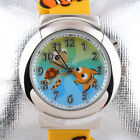 BRAND NEW DISNEY FOUNDING NEMO 3D STRAP CHILD TURNABLE DIAL  FLASHING WATCH