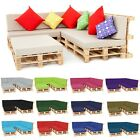 Pallet Seating Garden Furniture Diy Trendy Foam Cushions With Waterproof Covers