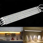 4pcs Kitchen Under Cabinet Counter LED Light Bar Kit Warm White Energy Saving AU