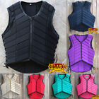 HILASON ADULT SAFETY HORSE RIDING EQUESTRIAN EVENTING PROTECTIVE PROTECTION VEST