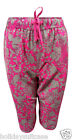 LADIES WOMANS HOLIDAY BEACH SUMMER SUN CAPRI CROP TROUSERS SIZE 6-18 UK