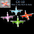 HOT Cheerson Cx-10 Mini 2,4g 4ch 6 Asse Condusse Rc Quadcopter Aereo Drone Gyro