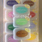 Tsukineko Brilliance Archival Ink Pad -Your Choice - NEW