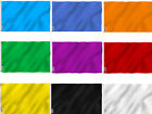 ANLEY Solid Color Flag Black White Red Blue Green Yellow pur