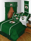 Boston Celtics Comforter & Sheet Set Twin Full Queen King Size