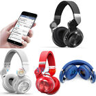 New 4Colors Bluedio T2 Wireless Bluetooth4.1 Stereo Foldable Headphones Headset