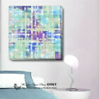 """Crystal"" Watercolour Stretched Canvas Print Framed Wall Art Decor Painting Deco"