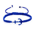 MultiColor Anchor Kids Ladies Girls Boys Friendship BFF Bracelet Wholesale