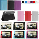"""Folio Leather Case Cover Stand For Acer Iconia A1 A1-810 7.9"""" Tablet Reliable"""