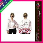 Size 6-20 Pink Ladies Satin Jacket Grease 50's 60's Rydell High Beauty school