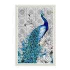 5D Rhinestone Embroidery Painting DIY Peacock Mosaic Stitch Craft Kit Cross New