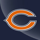 Chicago Bears Logo 3 Color Decal Sticker - 5 SIZES 3 inch to 7 inch $1.99 USD on eBay