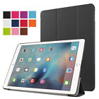 Ultra-Thin Leather Case Cover, Screen Protector & Stylus for Apple IPad Pro 9.7