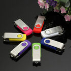 8/16GB Swivel USB 2.0 Flash Memory Stick Pen Drive Storage Thumb U Disk Foldable