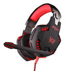 Professional Gaming Headphone KOTION EACH G2100 3.5mm Channel with Mic LED
