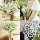 20PCS Artificial Flowers Gypsophila Floral Bouquet Fake Wedding Home Decor Nice