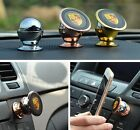 Universal Magnetic Car Mount Kit Sticky Stand Holder For Mobile Cell Phone &Case
