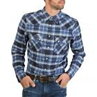 Lee NEW Men s apparel long sleeve Shirt cotton Blue 65035 moda1