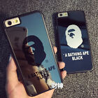A Bathing Ape Mirror Cell Phone Case Shell Cover for iphone5/5s/5SE Apple Bape