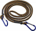 bungee cord straps luggage roof rack hooks elastic golf car bike heavy duty new