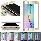 3D Full Curved Tempered Glass Screen Protector For Samsung Galaxy S7 S7 Edge
