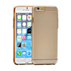 Ultra Thin Transparent Crystal Color Lines Clear Soft TPU Case Cover iphone 5 6