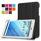 "Smart Ultra Thin  Leather Case Cover For ACER Iconia One B1-850 8"" Tablet"