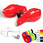 "Motorcycle Dirt Bike KTM ATV 7/8"" Handlebar Plastic Hand Guard Handguards Shield"