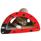 Imperial Cat - Animal Scratch 'n Shape Mouse 'n Hedgehog Pattern Scratching Mat