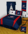 Columbus Blue Jackets Comforter and Sheet Set Twin Full Queen King Size
