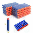 10 50 100 200 Pcs Soft Toy Gun Refill Bullet Darts For Nerf N-strike Series BE