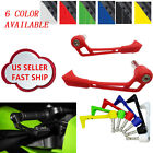 "7/8"" Motorcycle Handguard Brake Clutch Lever Shield Protector Guard For Honda"