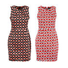 Stella Morgan Designer Womens Midi Ladies Sleeveless Tunic Fitted Evening Dress