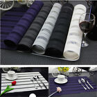 Sales Hole-Weave Insulation Bowl Placemats Dining Room Pattern Pad Table Mats